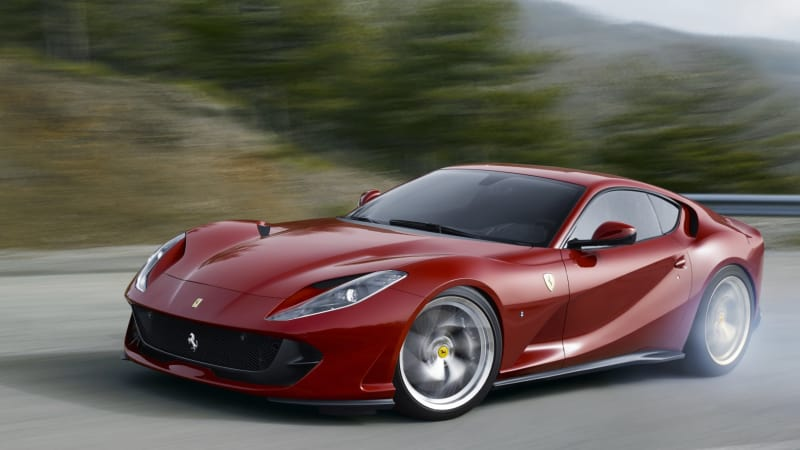 Adrenaline Rush: Ferrari 812 Superfast Review