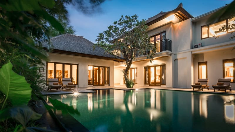 Awarta Nusa Dua Resort & Villas Awarded as The World's Best Boutique Hotel