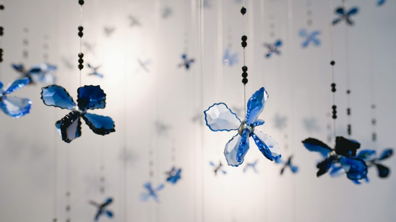 Cahaya Features the Largest Swarovski Installation in Indonesia