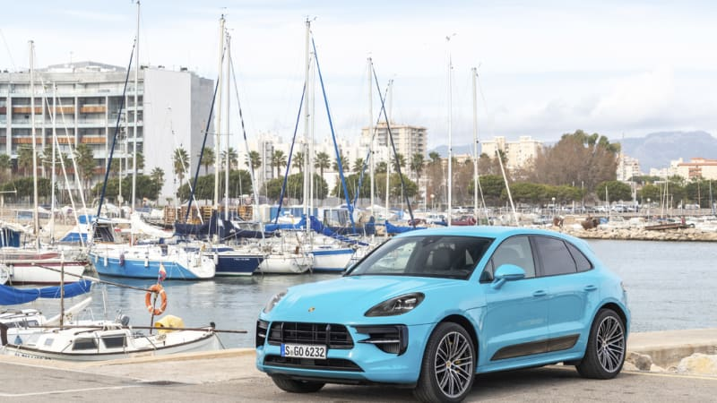 Engaging Upgrades: New Porsche Macan S Review