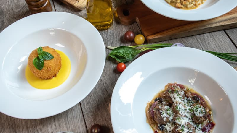 Exquisite Delicacies from Sicily at GIA Jakarta