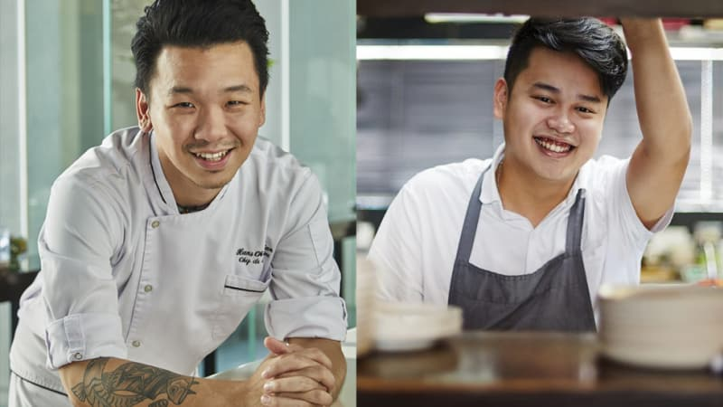 Fairmont Jakarta Presents Two Culinary Collaborations with Award-Winning Chefs