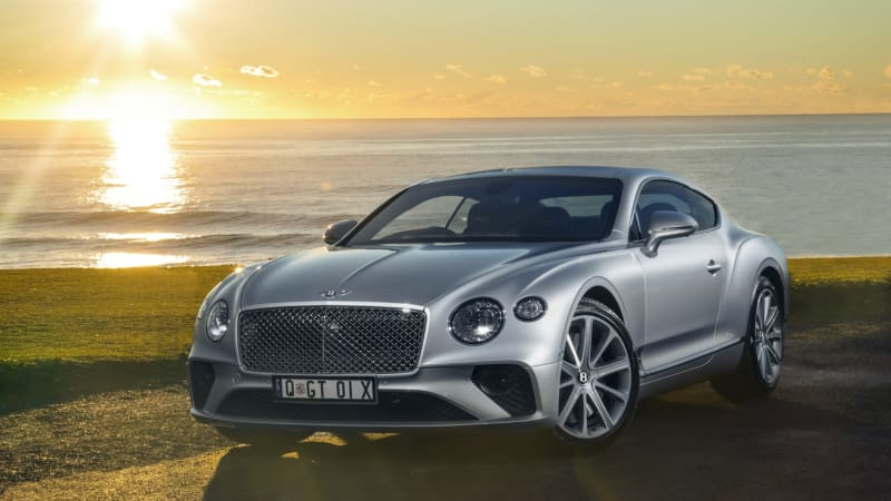 Grand Tourer of the Year: Bentley Continental GT
