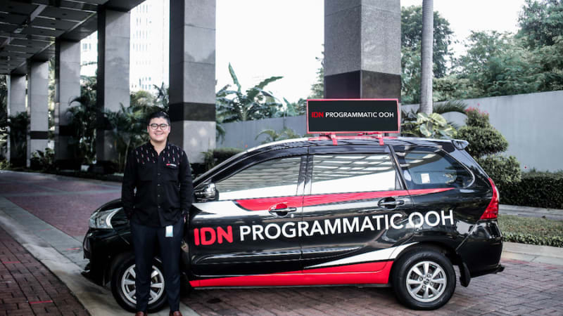 IDN Media Launched OOH Media Platform IDN Programmatic Out-of-Home