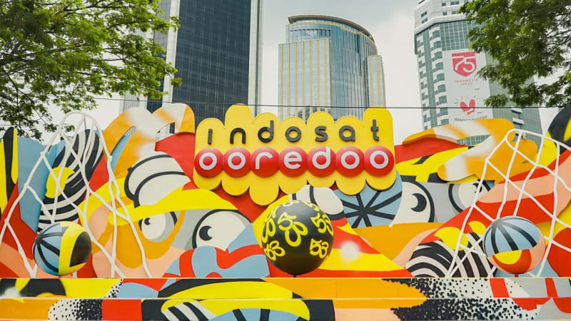 Investment in Digital Sees Indosat Ooredoo Building Growth Momentum