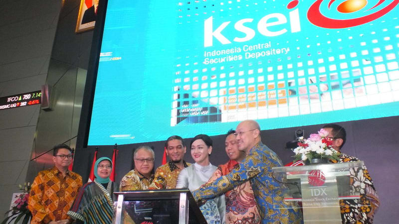 KSEI Launches Refined Platform to Monitor Investment