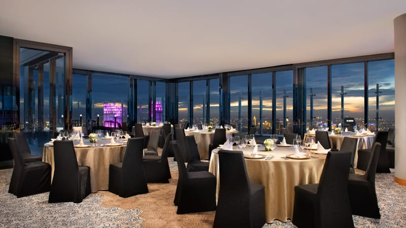 Luxurious Iftar at the Top of Jakarta