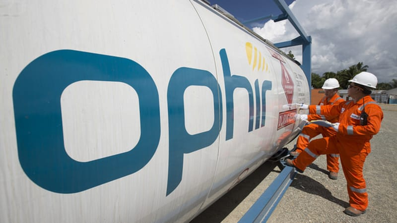 Medco Energy To Acquire Ophir Energy