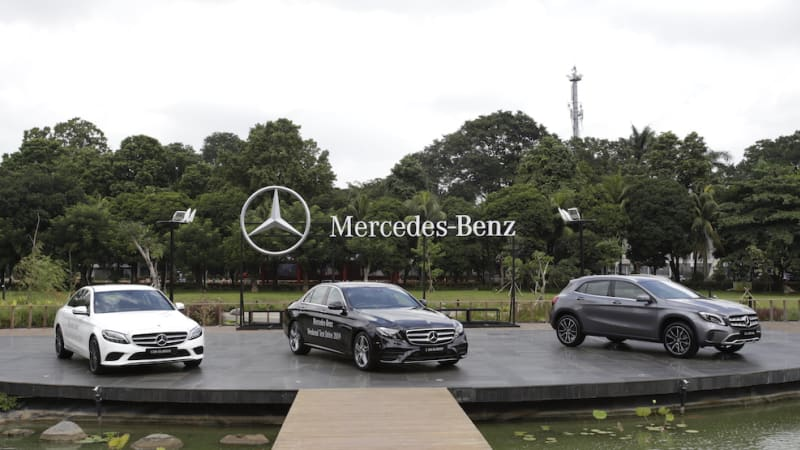 Mercedes-Benz Hosting its 5th Annual Weekend Test Drive Event