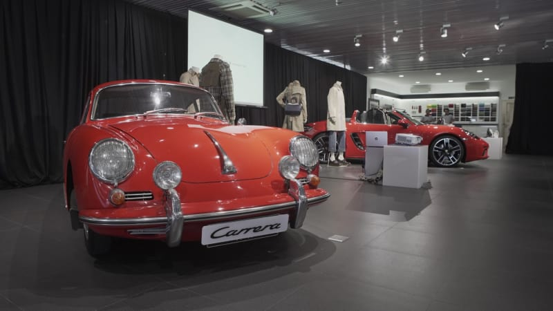 Porsche Indonesia and Burberry Showcase its Heritage Through a Private Soiree