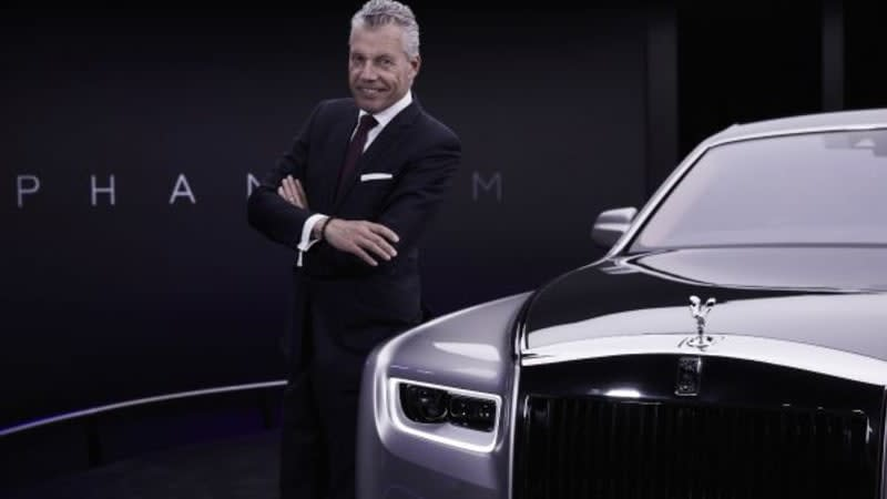 Rolls-Royce Motor Cars Sales Increased by 22% Last Year
