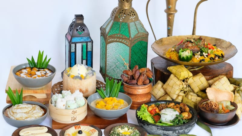 Shangri-La Hotel Jakarta Featuring Moroccan Flair for Ramadhan