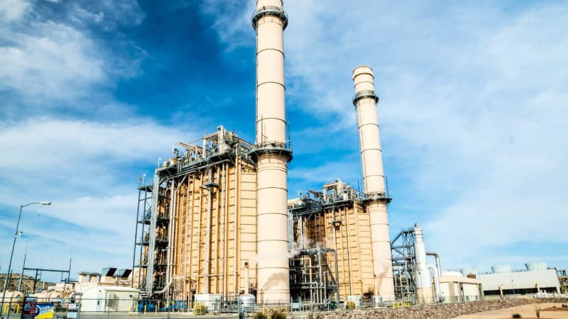 Stimulus for power generation industry