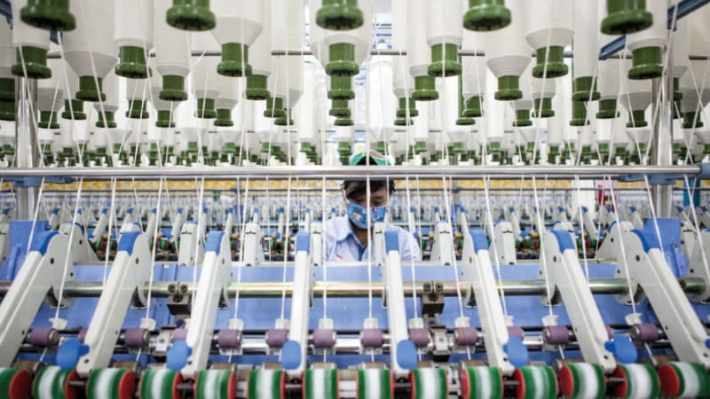 Textile giants stay solid amid the pandemic