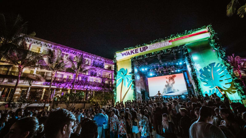W Hotels Brings Luxury to Music Festival