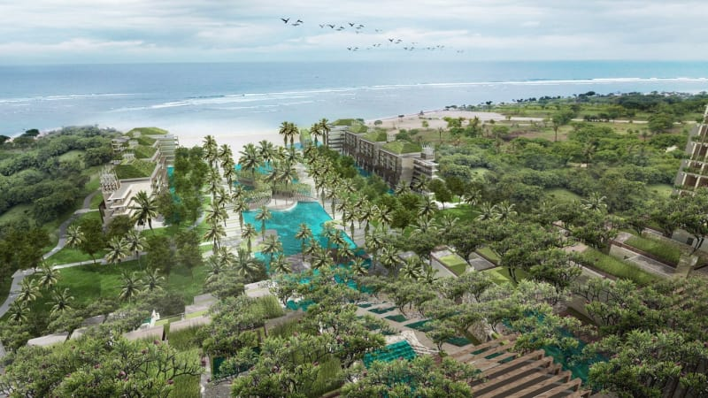 Wings Group to Open First Kempinski in Bali